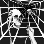 Cyber punk - ilustrácia