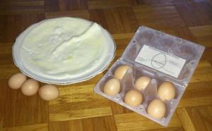 Vajcia bez žĺtka