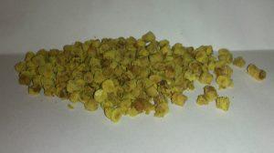 plástový peľ - perga - včelí chlieb