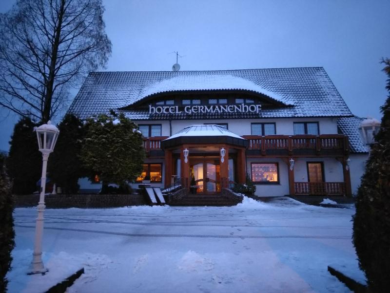 Sandebeck Germanenhof 22.1.2018