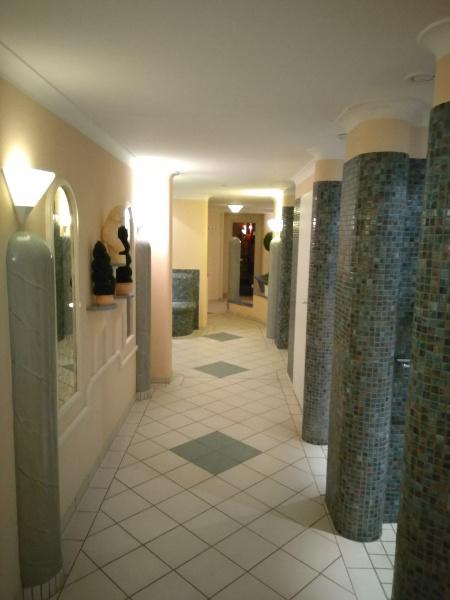 Sandebeck Germanenhof - sauna
