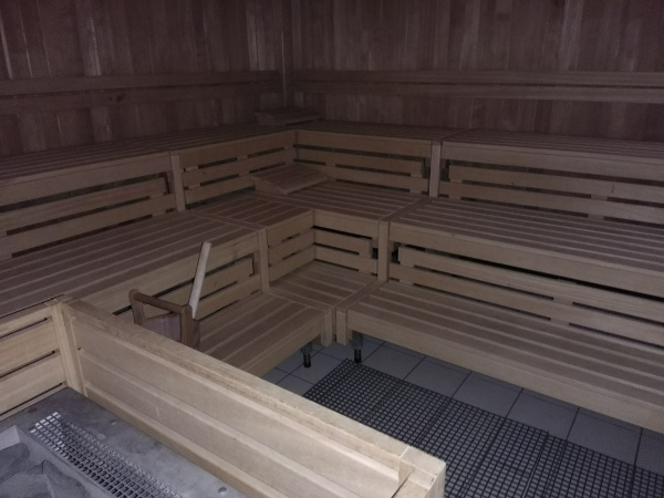 Sandebeck Germanenhof - sauna Fínska
