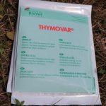 Thymovar, 12.8.2018
