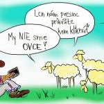 Nie sme ovce