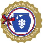 Slovenská potravina - med - logo