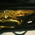 Ryu - tenor saxofón